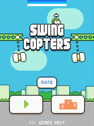 Uppföljaren till hopplöst svåra Flappy Bird släpps i Play Store