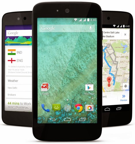 Google lanserar Android One i Indien