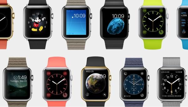 Watch – här är Apples första smartklocka