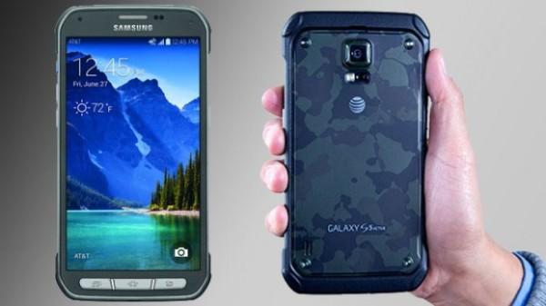 Samsung Galaxy S5 Active sägs vara på väg till Europa