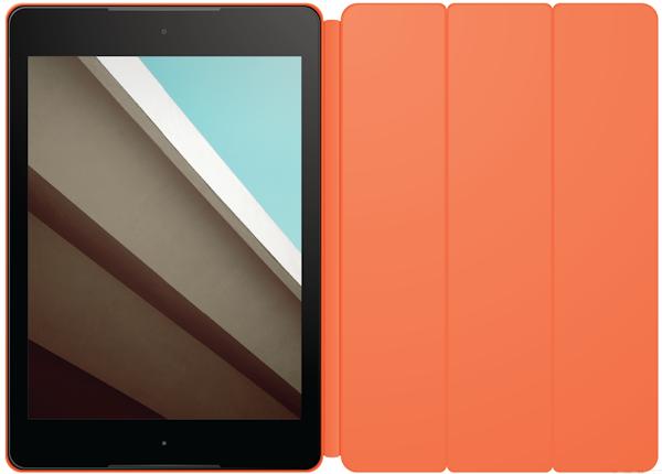 Nexus-surfplattan från HTC sägs få tangentbordstillbehör