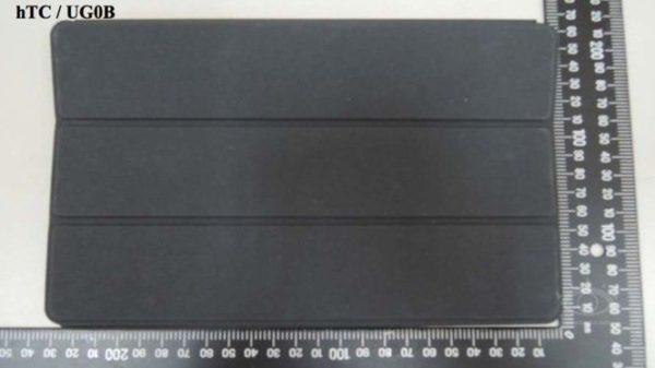 Tangentbordet för HTC Nexus 9