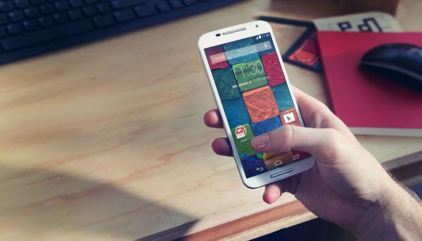 Motorola introducerar nya Moto X