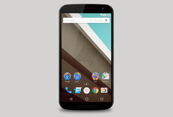 Motorola Nexus 6 med 5,9-tums WQHD-skärm sägs återigen komma i höst