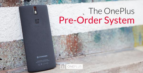 OnePlus One går att förbeställa i slutet av oktober