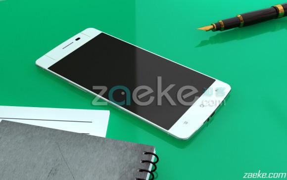 Rykte: Bilder på bjässen Oppo N3