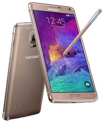 Samsungs senaste reklam för Galaxy Note 4 är full av ordlekar