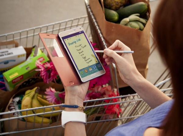 Samsung Galaxy Note 4 är mest kostsamma Androidmobilen hittills
