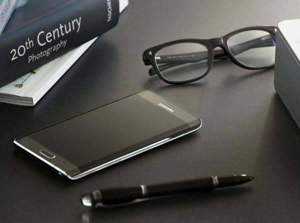 Samsung introducerar Galaxy Note Edge med kantskärm