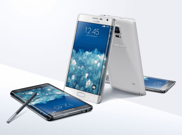 Samsung Galaxy Note Edge kommer till Sverige, kostar 7700kr