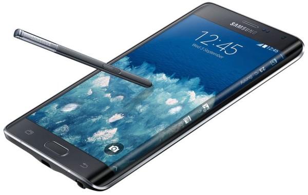 Fem fördelar med sidoskärmen i Galaxy Note Edge enligt Samsung