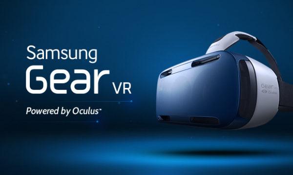 Gear VR är virtuell verklighet från Samsung
