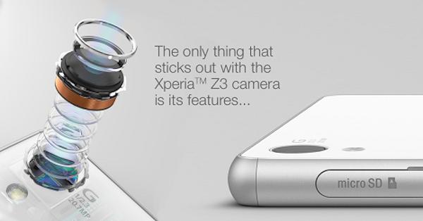 Sony pikar Apple för utstickande kameran i Iphone 6