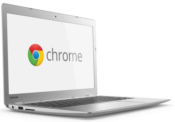 Ny Chromebook från Toshiba under IFA
