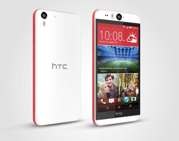 HTC presenterar Desire Eye