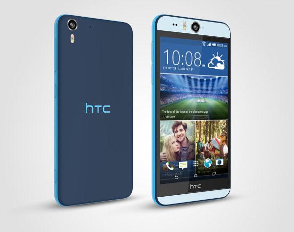 HTC visar upp Desire Eye-funktionerna i fem reklamfilmer
