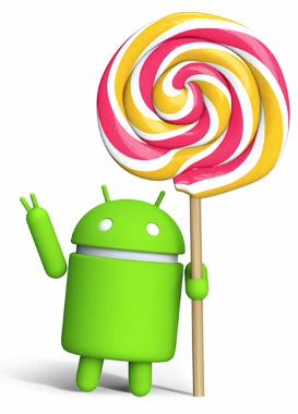 Här är Googles alla Nexus- och Android 5.0-videor