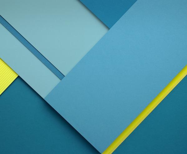 Bakgrundsbilderna från Android 5.0 Lollipop