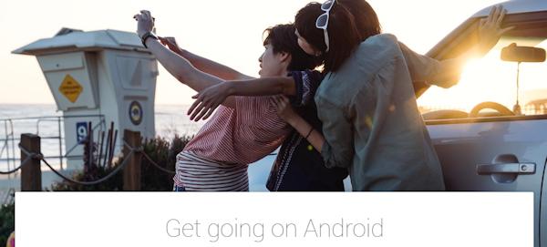 Google skapar guide för att byta från IOS till Android