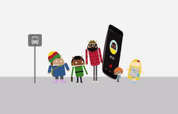 Nexus 6 och Android L dyker upp i reklamfilm från Google