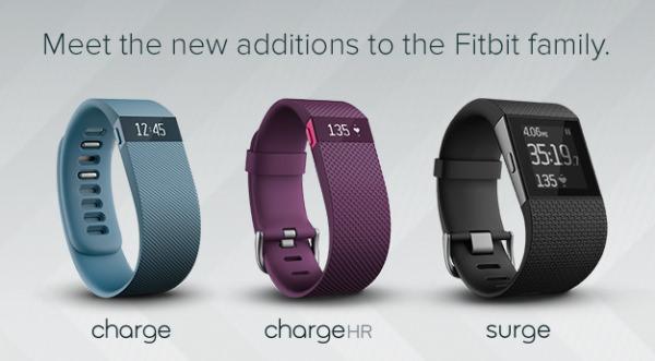 Fitbit introducerar två nya träningsarmband och en smartklocka