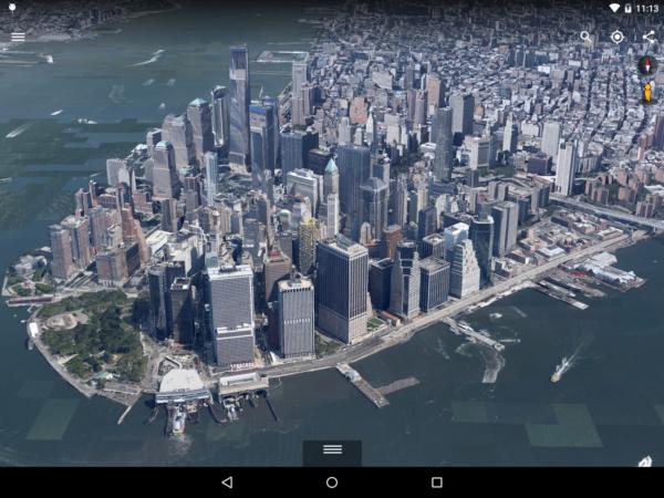 Google Earth blir snabbare och snyggare genom ny 3D-rendering