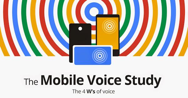 Google: Tonåringar använder röstsökningar mer än vuxna