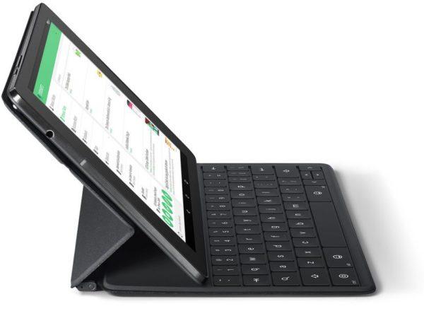 Keyboard Folio är första officiella tillbehöret för HTC Nexus 9
