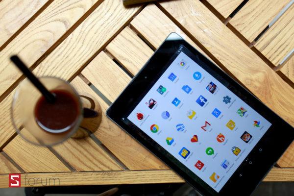 Förhandstittar på HTC Nexus 9 från Vietnam