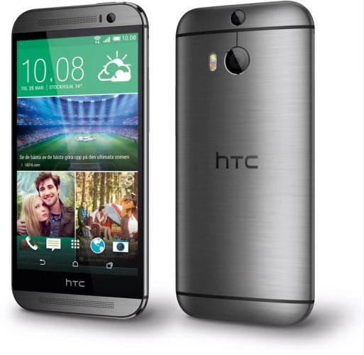 Version av HTC One M8 med dubbla SIM-kort säljs nu i Sverige
