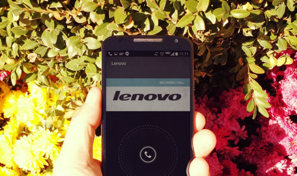 Nu äger Lenovo mobiltillverkaren Motorola Mobility