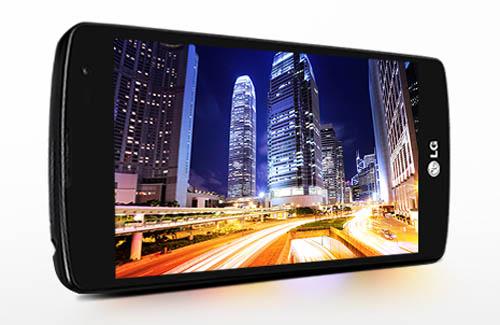 LG presenterar F60 – budgetmobil med LTE