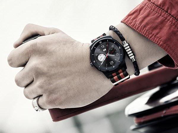 LG G Watch R börjar säljas första veckan i november