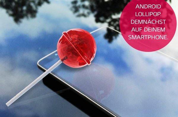 LG Tyskland: G3 får Android 5.0 senare i år