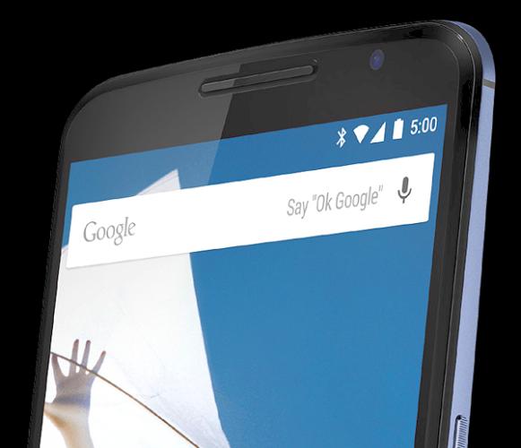Är det här Motorola Nexus 6?