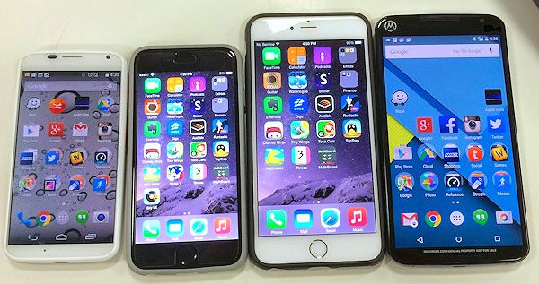 Första bilderna tagna med Motorola Nexus 6 hamnar på webben