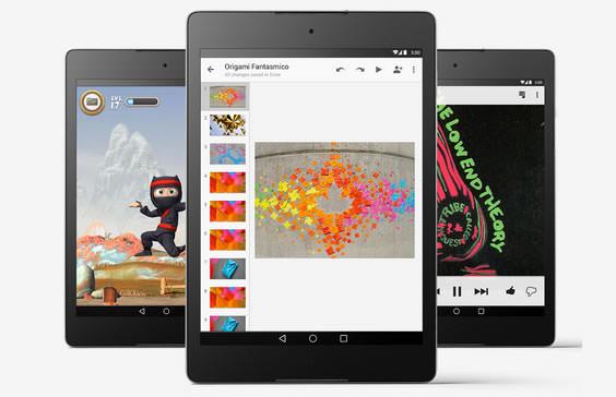 Nexus 9 kan förbeställas i Google Play