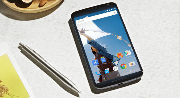 Motorola Nexus 6 (32GB) slutsåld i Google Play