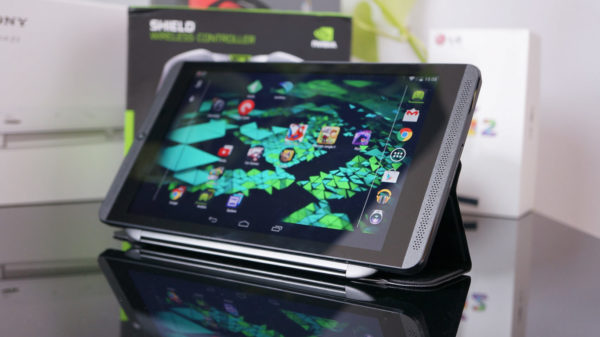 Nvidia Shield Tablet LTE 32GB – spelkonsol & surfplatta i ett
