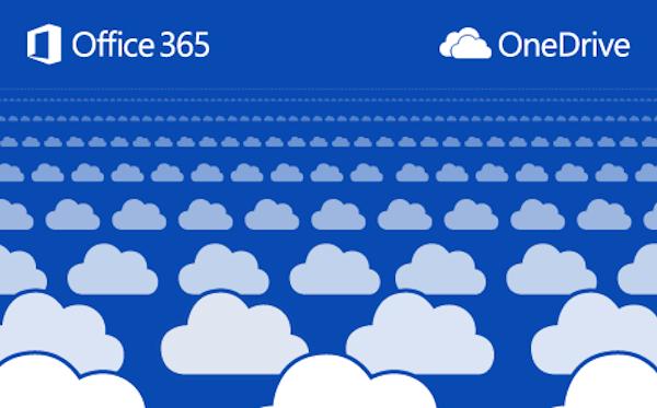 Microsoft ger alla Office 365-prenumeranter obegränsat utrymme på OneDrive