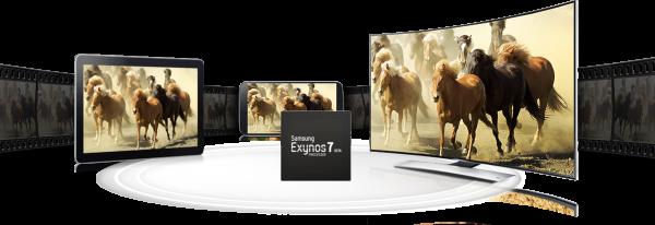 Exynos 7 Octa är Samsungs 64-bitarschipp med 20nm