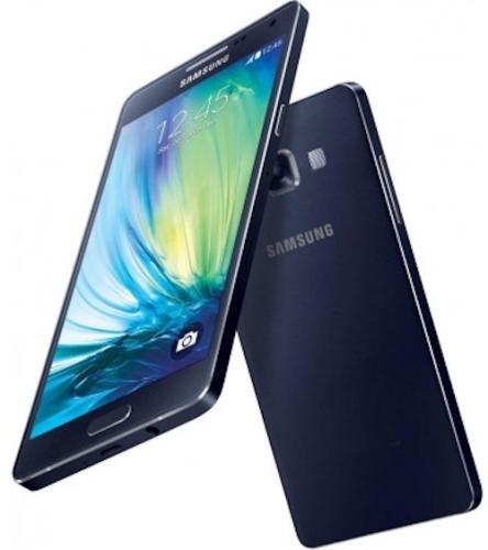 Pressbilder på Samsung Galaxy A5 läcker ut på webben