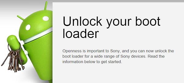 Sony varnar för att Xperia Z3-kameran kan försämras om bootloadern låses upp