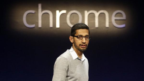 Rapport: Larry Page utnämner Sundar Pichai till chef över alla Googles grundprodukter