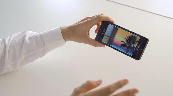 Geststyrning via ultraljud kommer till Android nästa år