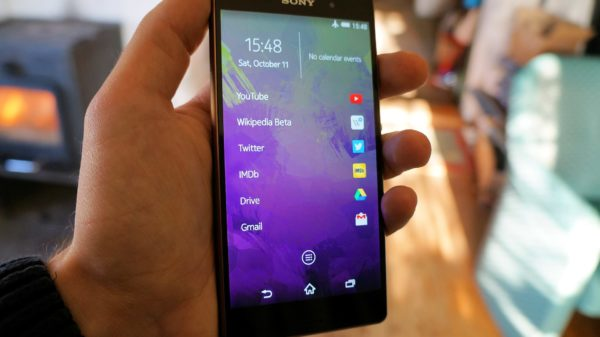 Nu stödjer Nokia Z Launcher Beta ikonpaket