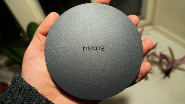Nexus Player anländer till Swedroid-redaktionen
