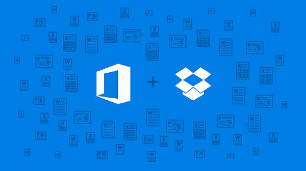 Dropbox får Office-integrering genom samarbete med Microsoft