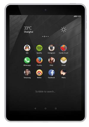 Nokia presenterar N1, Androidplatta med 64-bitarsprocessor och Lollipop