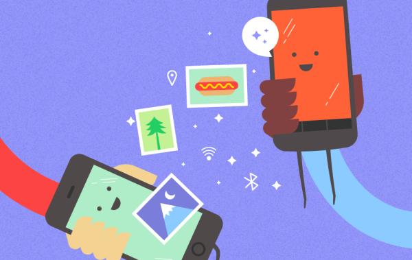 Rykte: Copresence låter Android- och IOS-användare dela filer trådlöst